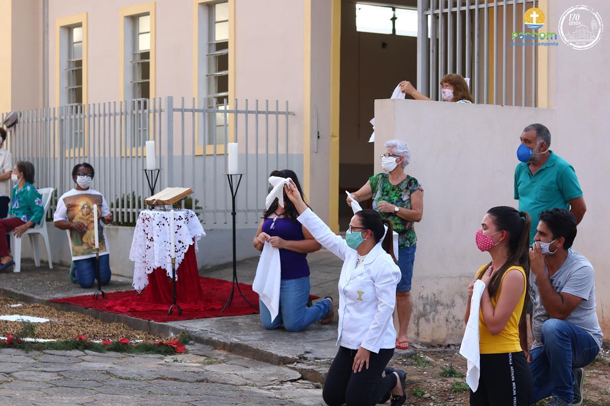 Comunidade Mãe Rainha - Sertãozinho